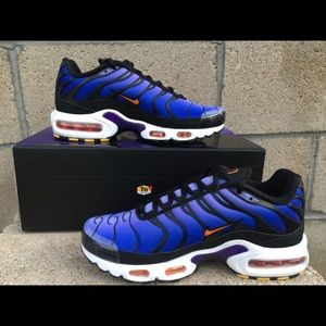 Nike Air Max Plus OG Purple Women Running Shoes